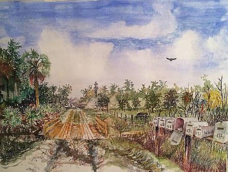 Rural Route 1 by Glen Ward