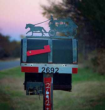 Rural Route Delivery by Toni Hopper