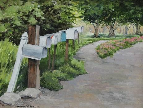 Rural Route by Maralyn Miller