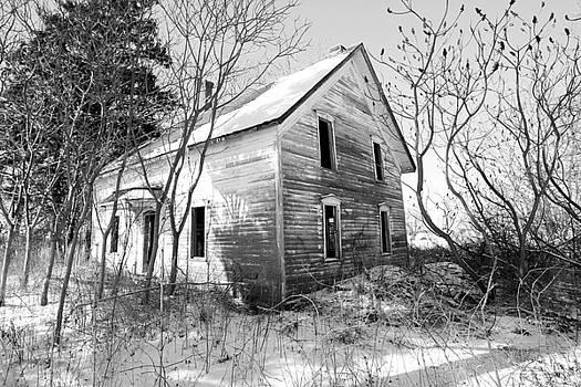 Rural Ruins by Kathy Stanczak