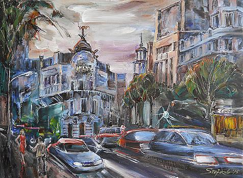 Rush Hour IV by Stefano Popovski