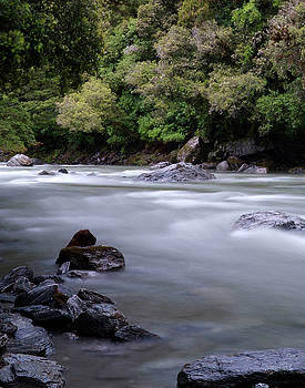 Rushing River by Brian Puyear