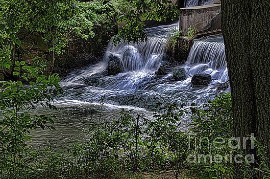 Rushing Waters by Deb Halloran