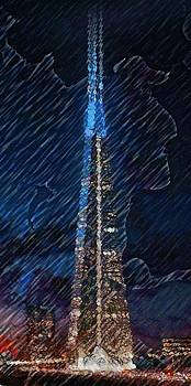Russia Tower by Mario Carini