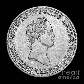 Jost Houk - Russian Coin