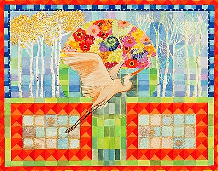 Russian Fable by Sandy Thurlow