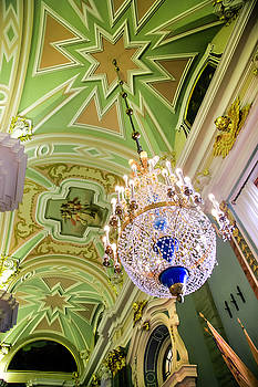 Russian Imperial Chandelier by KG Thienemann