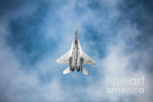 Russian MiG-35 Fulcrum 4 by Rastislav Margus