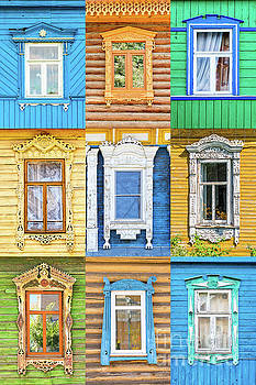 Delphimages Photo Creations - Russian windows