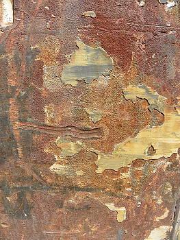 Rust 15 by Bernie Smolnik
