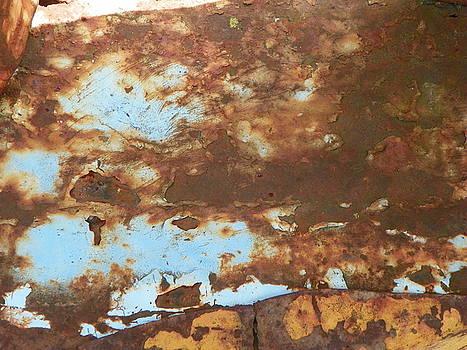 Rust 19 by Bernie Smolnik