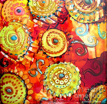 Rust and Gears by Jeanette Skeem
