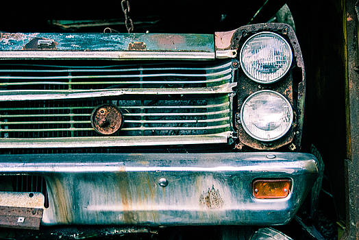 Rust and Metal by Matthias Flynn