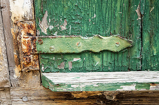 Rust and Paint by Allen Carroll