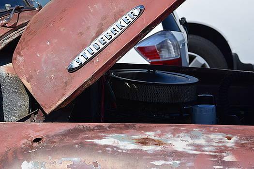 Rust Bucket Bucket List by John Glass