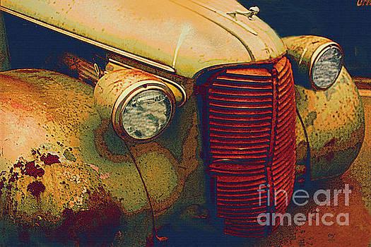 Rust Bucket by Curt Johnson