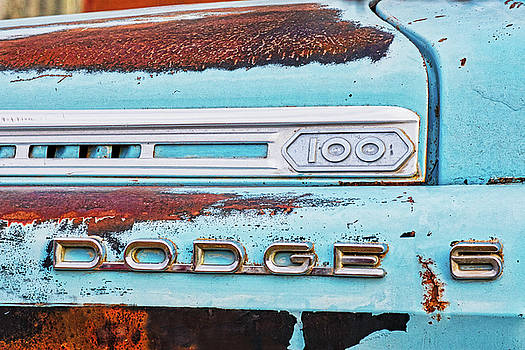 Rust Dodge 6 by Jerry Fornarotto