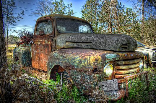 Rust in Peace by Bryan Dudak