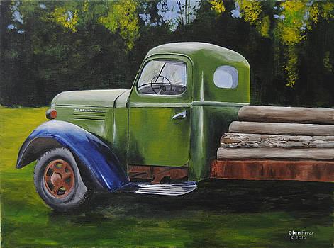 Rust in peace by Glen Frear