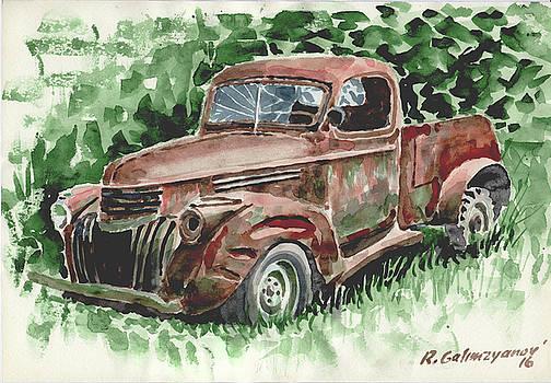 Rust by Rimzil Galimzyanov