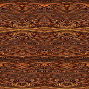 Sue Duda - Rust Tiled