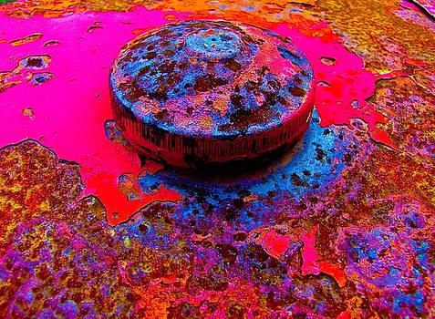 TONY GRIDER - Rusted Gas Cap
