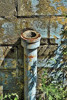 Rusted Pipe by Mike McCool