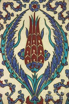 Bob Phillips - Rusten Pasha Tulip Tile