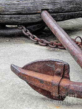 Rustic Anchor by Phil Perkins
