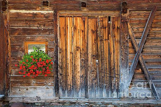 Brian Jannsen - Rustic Barn Door