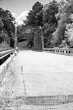 Rustic Bridge 1 Stevens Creek Version 3 by Gregory Schultz