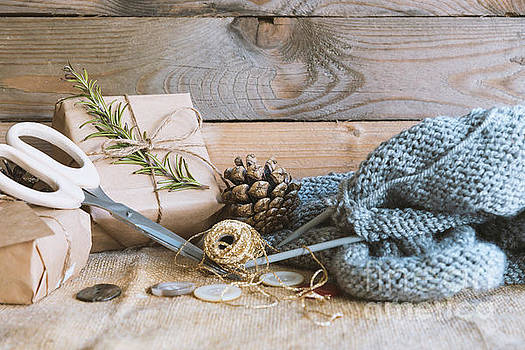 Sophie McAulay - Rustic christmas gifts
