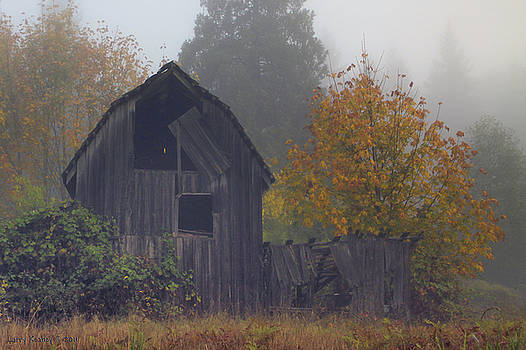 Rustic Fall by Larry Keahey