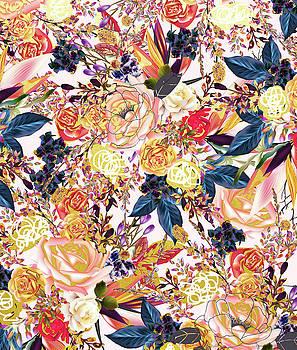 Rustic Floral by Uma Gokhale