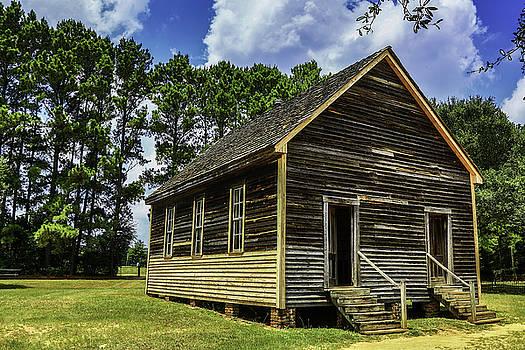 Paula Porterfield-Izzo - Rustic Old Schoolhouse