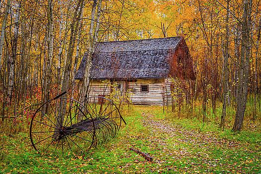 Rusting In Peace by Nebojsa Novakovic
