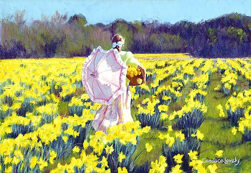 Candace Lovely - Rustling the Daffodils