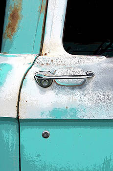 Rusty Blue by Glennis Siverson