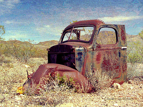 Rusty by Charles McKelroy