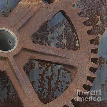Rusty Gears by Anthony Jones