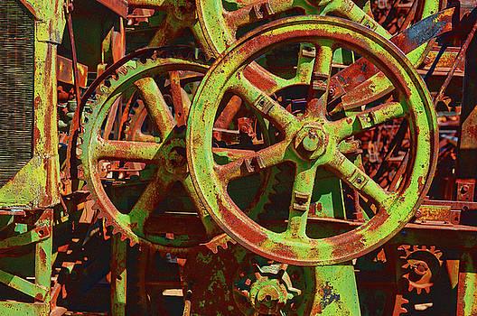 Rusty Gears by Kenneth Eis
