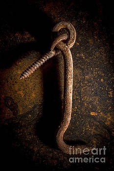 BERNARD JAUBERT - Rusty hook