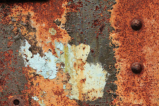 Rusty Layers by Brian Pflanz