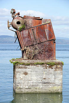Ramunas Bruzas - Rusty Object