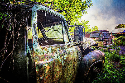 Debra and Dave Vanderlaan - Rusty Old Ford Truck