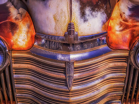 Rusty Olds by Michele James