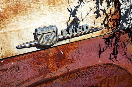 Rusty's Ford F 100 by Allen Carroll