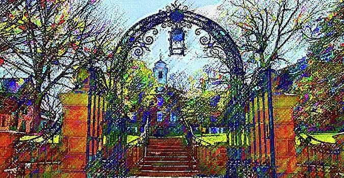 Rutgers University by DJ Fessenden