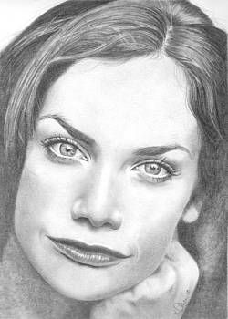 Ruth Wilson by Karen  Townsend