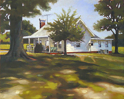 Ruth's House Two by Todd Baxter